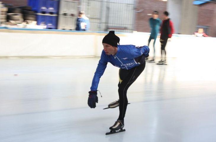 Joost schaatsen